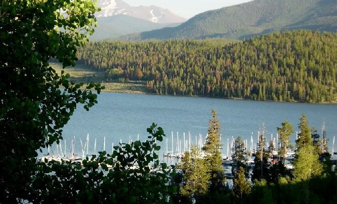 Summer View From the Balcony - Getaway with great views and a comfortable place!   Summer at its BEST! - Dillon - rentals