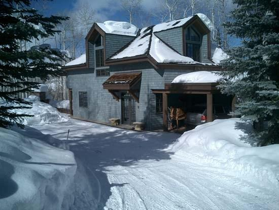 A spacious 2 story guest house with privacy and relaxation. - Image 1 - Snowmass Village - rentals