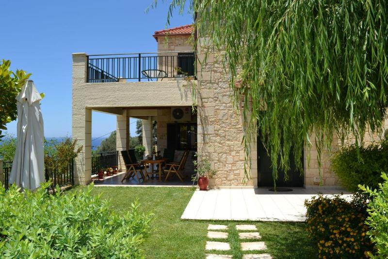 Villa Klio with private swimming pool - Image 1 - Kissamos - rentals