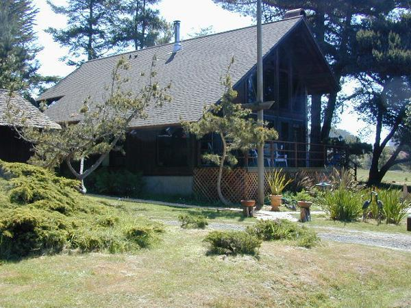 A lovely cottage-like home - Sea Breeze - lovely oceanview near Mendocino - Mendocino - rentals
