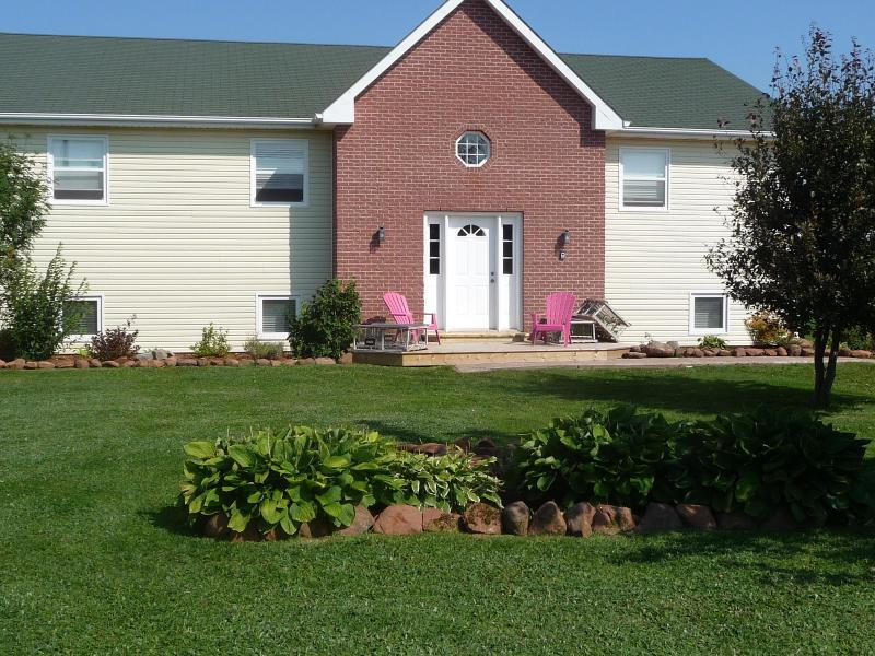 Executive House with a view of St Peters Harbour - Image 1 - Prince Edward Island - rentals