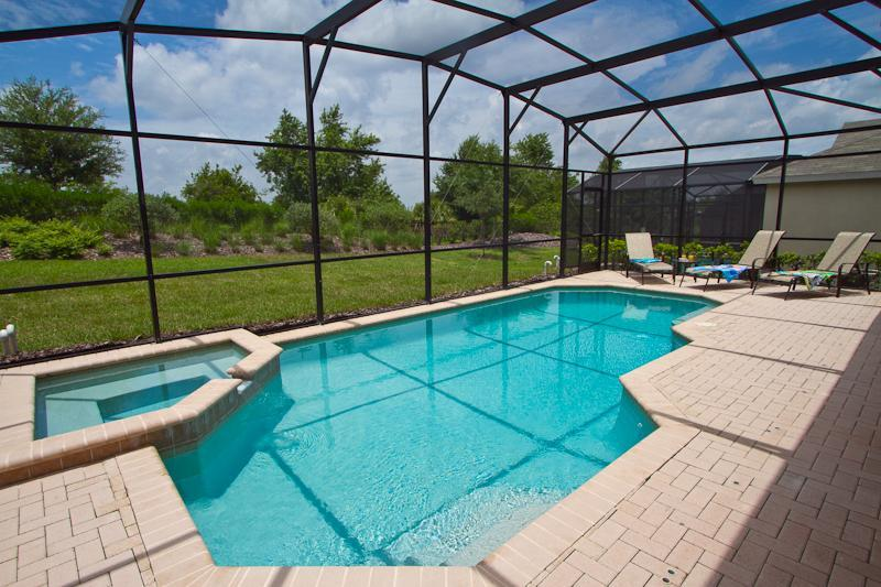 Windsor Hills 6 Bedroom Luxury Villa - near Disney - Image 1 - Kissimmee - rentals