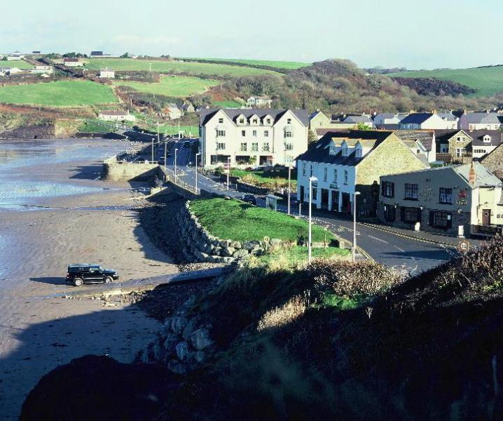 Broad Haven village - Bay View - fabulous view of the beach and bay - Broad Haven - rentals