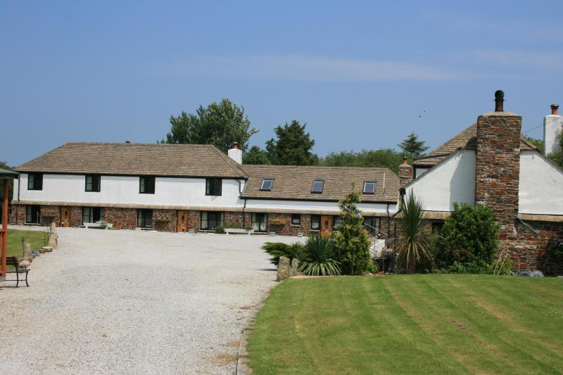 Front view - Greenmeadow, Elm Cottage Goonhavern, Cornwall - Perranporth - rentals