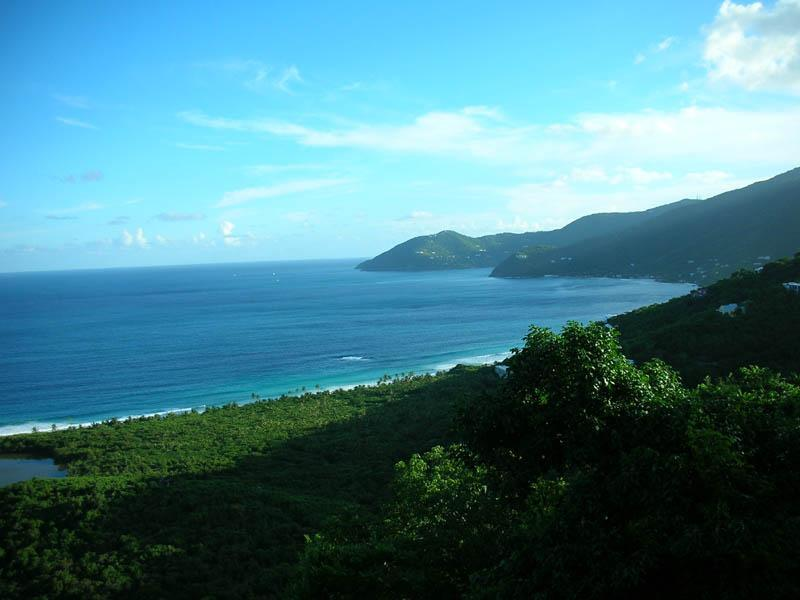 Your View to the Ocean - Villa Tortola - British Virgin Islands - West End - rentals