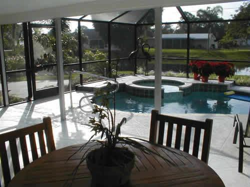 Take a Seat By Our Heated Pool - Fountainview Home - Naples - rentals