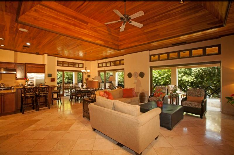 Great Room - Luxurious Beach Club Penthouse - Tamarindo - rentals