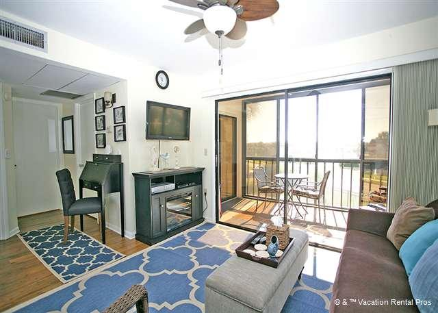 Enjoy our newly renovated and furnished condo with HDTV - Ocean Village D21, 2nd Floor, Corner Unit, Renovated, HDTV - Saint Augustine - rentals