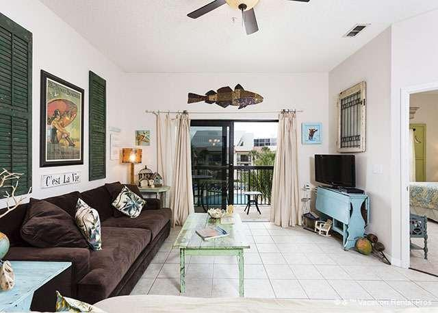 Welcome to an unforgettably fun vacation (and great ocean view)! - Ocean Village Q36, Beachcomber's Bungalow, Elevator, 3rd Floor - Saint Augustine - rentals