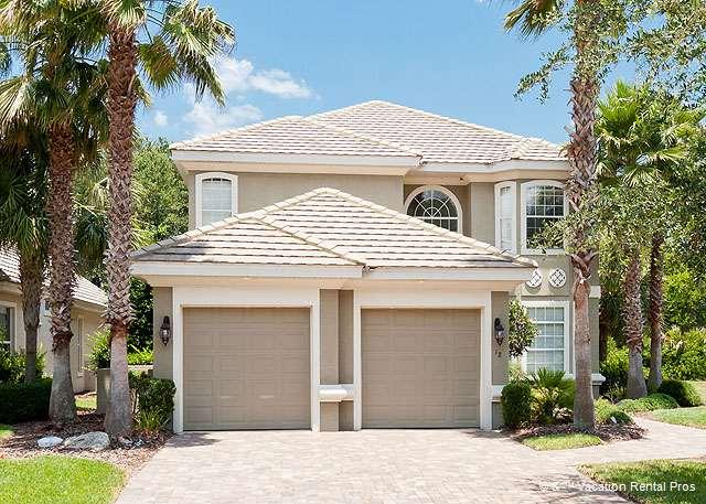 Blue Heron is 3200 sq ft of luxurious resort living! - Blue Heron Rental Ocean Hammock Resort, Private Pool, HDTV, Wifi - Palm Coast - rentals