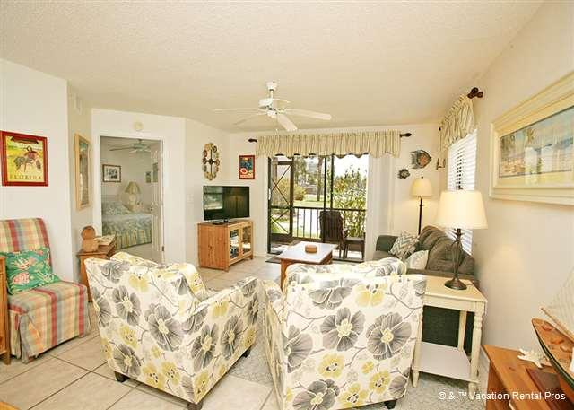 Welcome to sunny Florida! - Ocean Village R11, Ground Floor unit, Screened Lanai, Pools - Saint Augustine - rentals