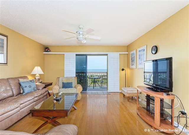 Luxe accommodations and ocean views await you! - Sea Haven 112, Beach Front 3 Bedroom St Augustine Beach FL - Saint Augustine - rentals