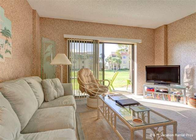 Bring the whole family! - Ocean Village Q12 Ground Floor unit, 2 pools, tennis, beach - Saint Augustine - rentals