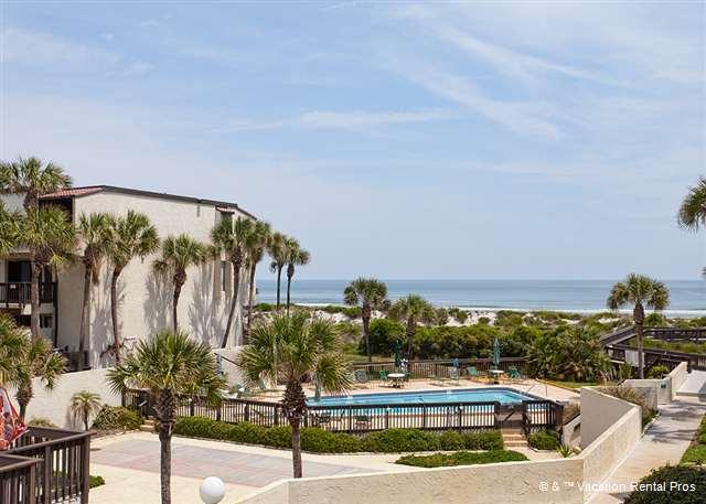 A ground floor condo by the beach with many amenities - Island House G 118 ground floor, ocean view, Pool Tennis - Saint Augustine - rentals