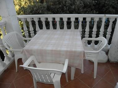 A4(4): covered terrace - 2642 A4(4) - Zaton (Zadar) - Zaton (Zadar) - rentals