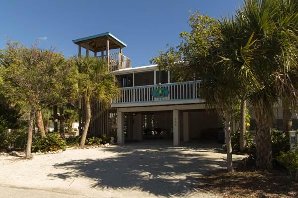 Blue Dolphin Inn - Flamingo Up - Image 1 - Anna Maria - rentals