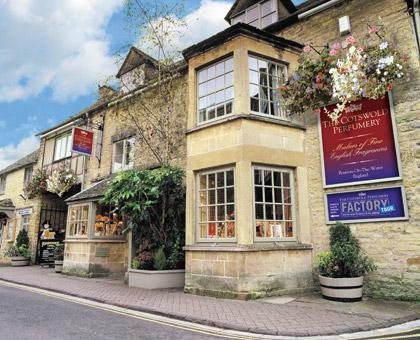 The Cotswold Perfumery in Bourton on the Water - Cotswold Perfumery - Bourton-on-the-Water - rentals
