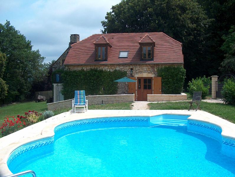 Cottage and pool - La Vieille Grange - Sarlat-La-Caneda - rentals