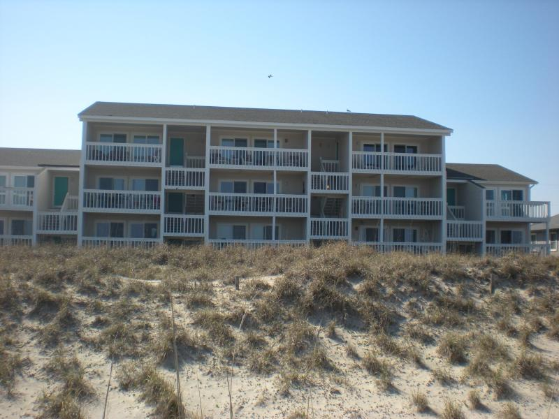 CORAL SURF OCEANFRONT VIEW  705 CAROLINA BEACH AVE. S. CAROLINA BEACH, NC 28428 - Oceanfront Fun at Coral Surf - Carolina Beach, NC - Carolina Beach - rentals