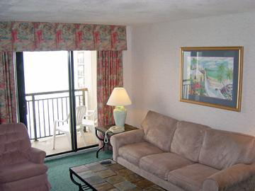 BEACH COVE 1511 - Image 1 - Myrtle Beach - Grand Strand Area - rentals