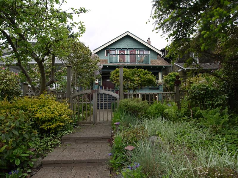 Welcome To Kitsilano! - A Suite @ Kitsilano Cottage - Vancouver - rentals