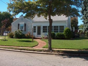 Ideal 4 Bedroom/2 Bathroom House in Cape May (5911) - Image 1 - Cape May - rentals
