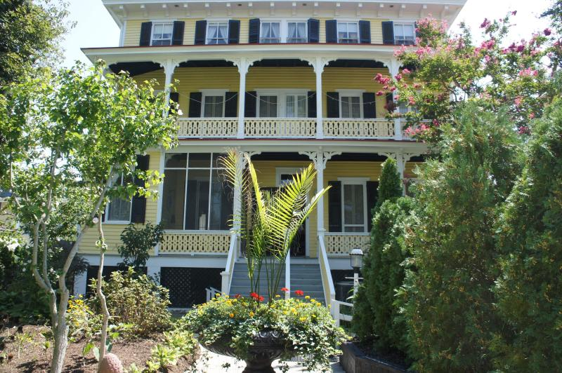 Franny's Folly - Large Victorian with Ocean Views - Cape May - rentals