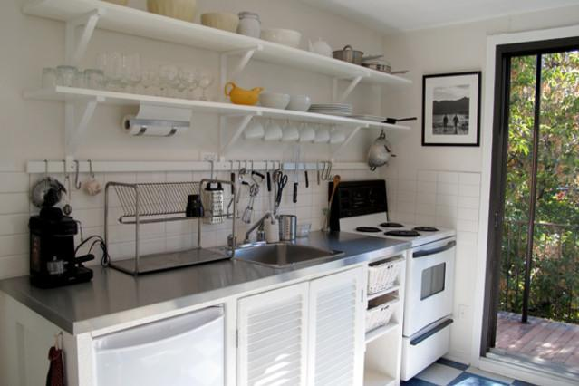 Kitchen - Heart of Plateau Mont-Royal Apartment Montreal - Montreal - rentals