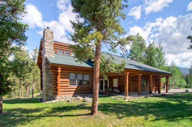 LUXURY 5 BDRM, LOG HOME IN KEYSTONE - Image 1 - Keystone - rentals