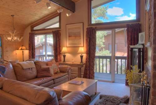 All Seasons Chalet, 4BD condo - Image 1 - Vail - rentals