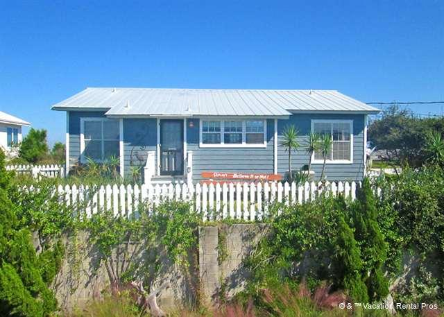 Welcome to Crescent Cottage! - Crescent Cottage in St Augustine Beach, 4 bedrooms, Ocean Front - Saint Augustine - rentals
