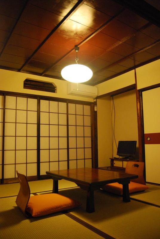 Japanease style main room/bed room - Lovely Machiya townhouse near Philosopher's Walk 1 - Kyoto - rentals