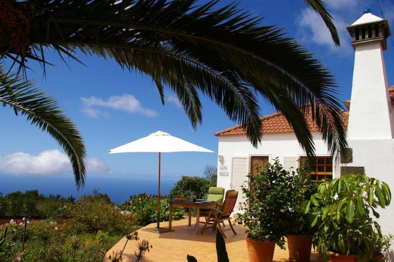 Casa Lucia a peaceful haven - Casa Lucia, sunsets, sea views, WiFi, BBQ - La Palma - rentals