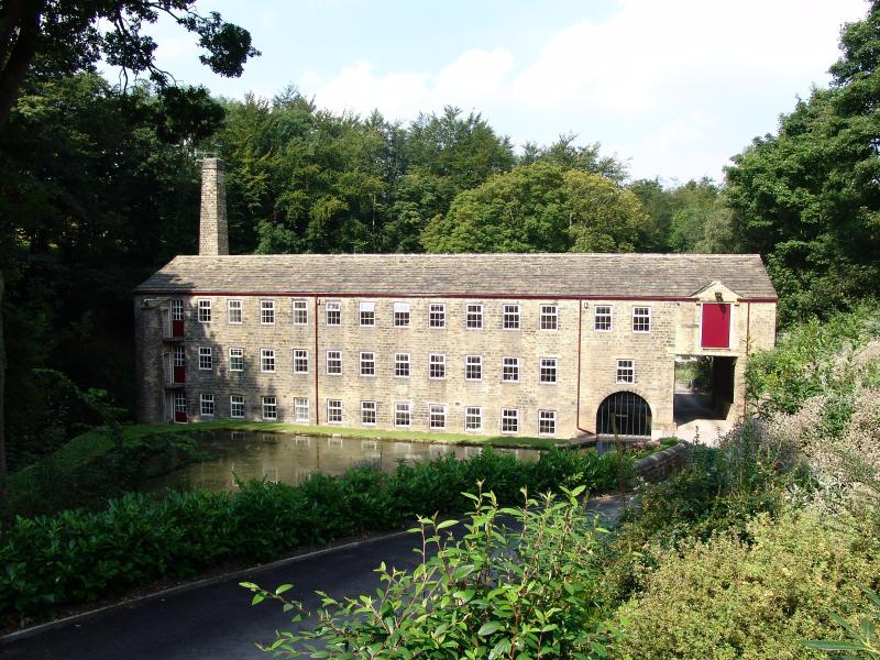 Bents mill , part of the \