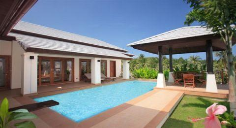 Villa 64 - Walk to Beautiful Choeng Mon Beach - Image 1 - Koh Samui - rentals