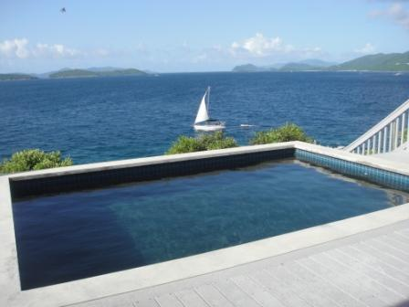 Welcome to Paradise! - Cabrite Point Paradise : Oceanfront, Elegant, Pool - Saint Thomas - rentals