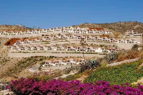 View of the community from the Water - Montecristo Estates Villa @ Cabo San Lucas - Cabo San Lucas - rentals