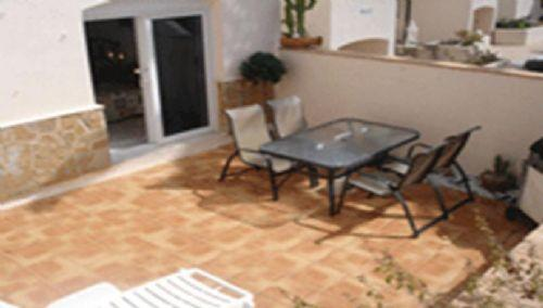 Stunning ground floor apartment with private garden: SA2-31 - Image 1 - Murcia - rentals