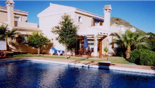 Central villa at La Manga Club Sports Resort: SV3-04 - Image 1 - Murcia - rentals