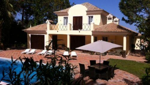 Luxury villa perfect for a long family holiday: PV4-08 - Image 1 - Quinta do Lago - rentals