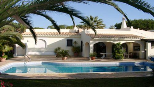 Private and secluded Dunas Douradas Villa: PV3-01 - Image 1 - Almancil - rentals