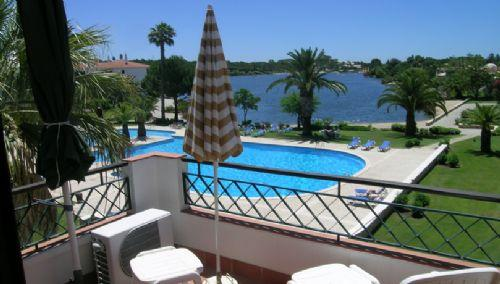 A pleasant south-facing Portugal apartment: PA1-03 - Image 1 - Quinta do Lago - rentals