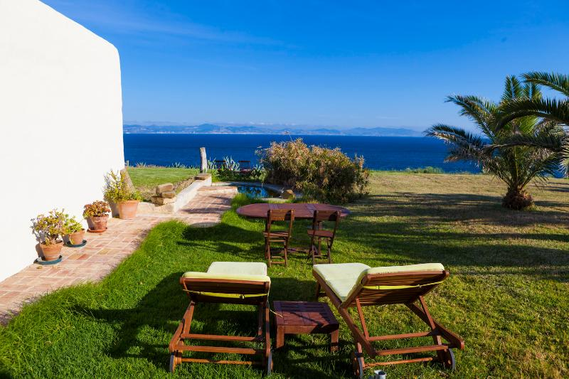 Outdoors with Sea in Background - Casa de la Costa Seaside Romance - Tarifa - rentals