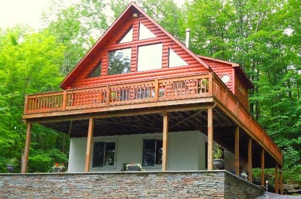 *** The Catskill Cabin *** Luxurious 4-Season Getaway Home  - ULTIMATE MOUNTAIN RETREAT - Hunter - rentals