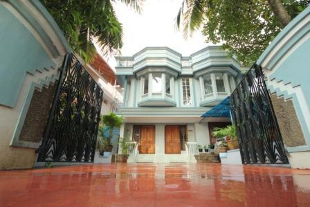 Front View of House - WATERS EDGE APARTMENT(Sea View Apartments) - Kerala - rentals