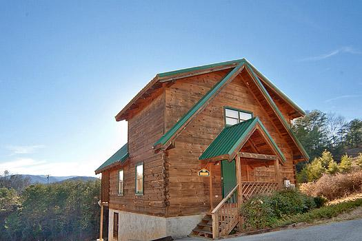 Bliss Log Cabin Pigeon Forge - Gatlinburg - Image 1 - Pigeon Forge - rentals