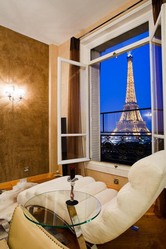 The best view in Paris - **NEW**  Tour Eiffel de luxe - Paris - rentals