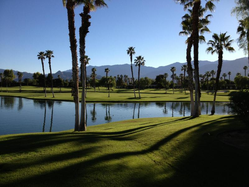 One of the Many Man Made lakes - Desert Princess Condo, Palm Springs Area #Golf #Tennis #Spa #Pool #Travel #Rent - Cathedral City - rentals