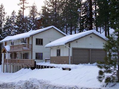 Amazing House in Lake Tahoe (001) - Image 1 - Lake Tahoe - rentals