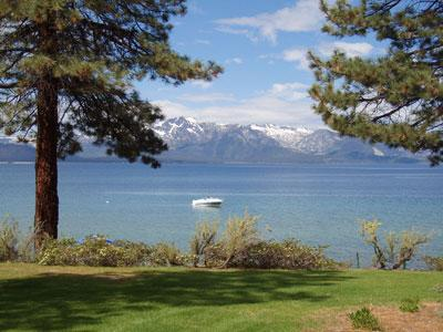 Nice House with 3 Bedroom/3 Bathroom in Lake Tahoe (027a) - Image 1 - Lake Tahoe - rentals